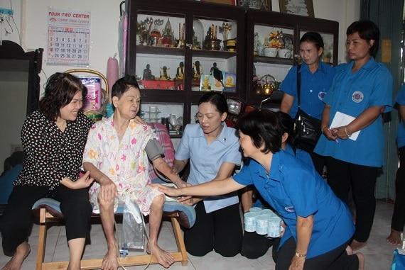 Dịch Vụ Chăm Sóc Người Bệnh - Chăm Sóc Bệnh Nhân Ở 64 Tỉnh Thành