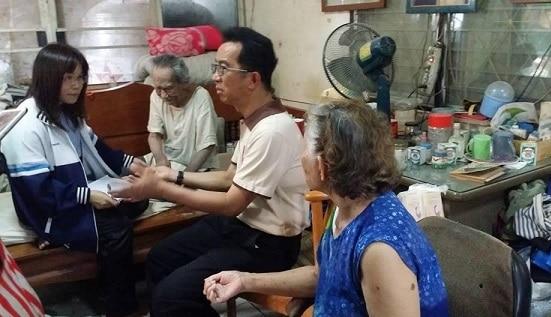 Dịch Vụ Chăm Sóc Sức Khỏe cho người bệnh ở 24 Quận Tại TPHCM