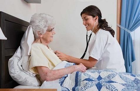 Chăm sóc bệnh nhân tại nhà chuyên nghiệp