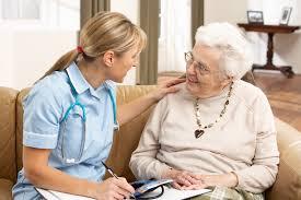 chăm sóc người già nằm một chỗ
