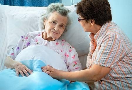 [Dịch vụ nuôi người bệnh] Chăm sóc bệnh nhân tại nhà uy tín chu đáo