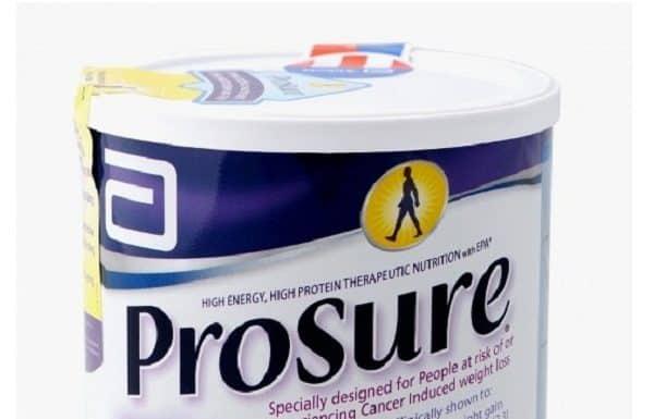 sữa prosure cho bệnh nhân ung thư