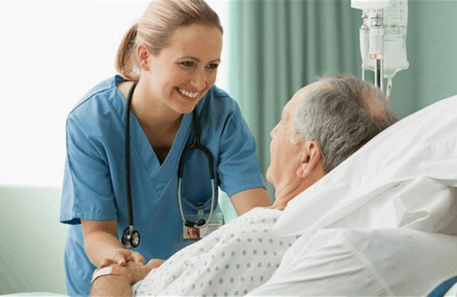 [Dịch vụ chăm sóc người bệnh] Quy trình 5 bước chăm sóc người bệnh tăng huyết áp
