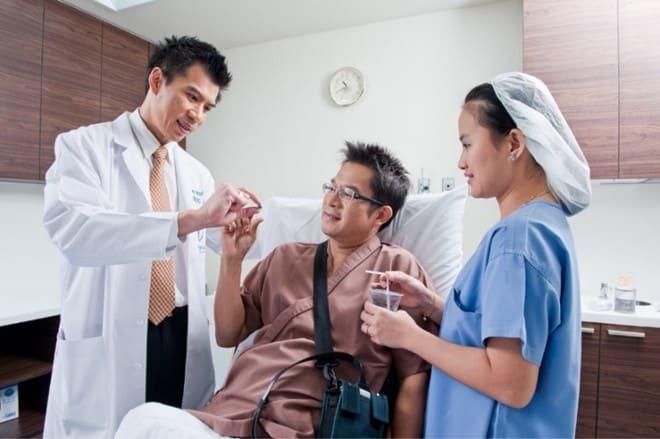 Chăm Sóc Người Bệnh Ung Thư Đại Trực Tràng Tốt Nhất