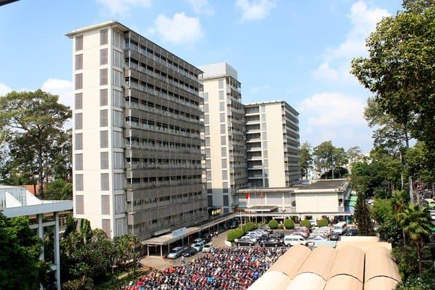 phòng khám dịch vụ bệnh viện chợ rẫy