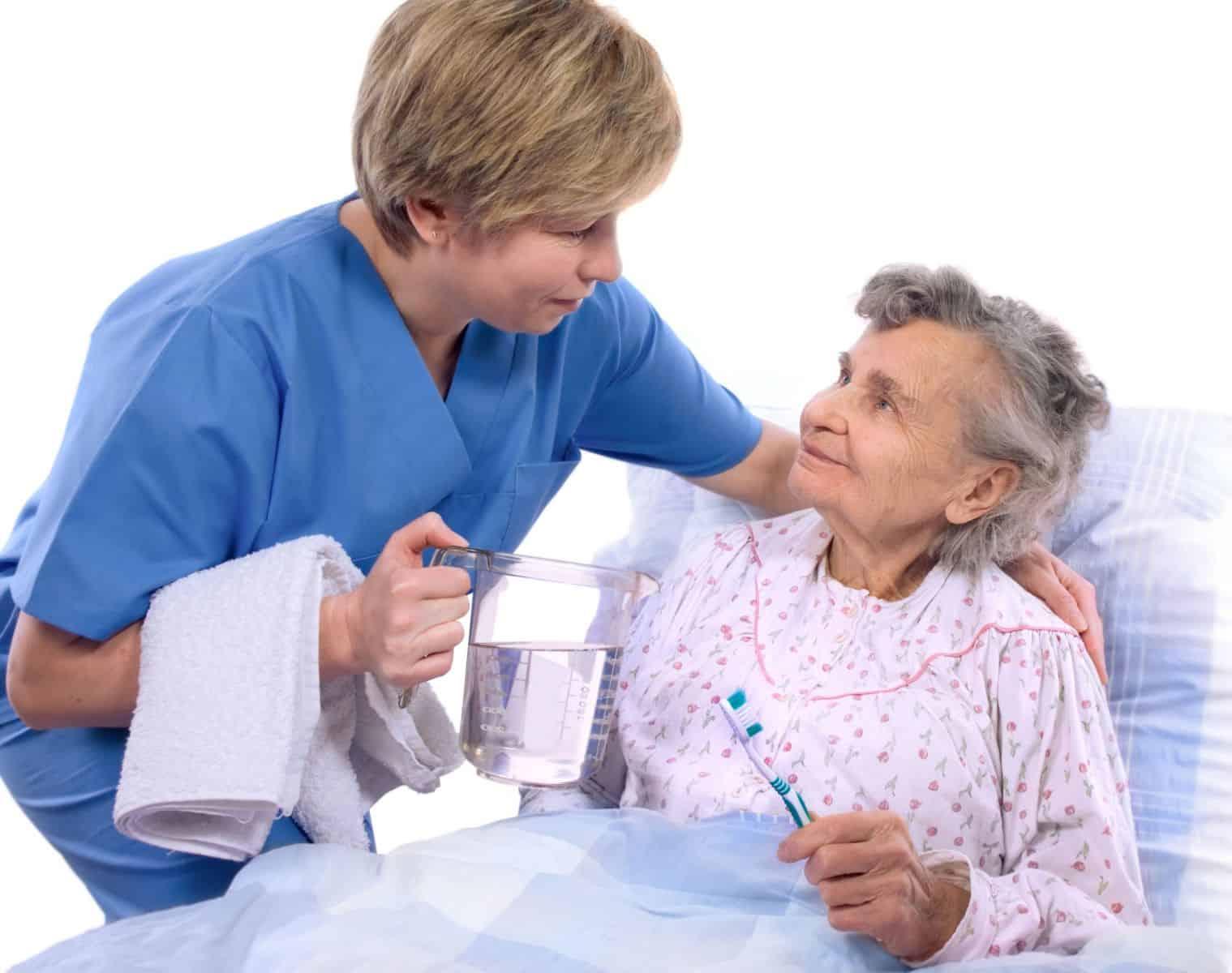 tìm người chăm sóc người bệnh