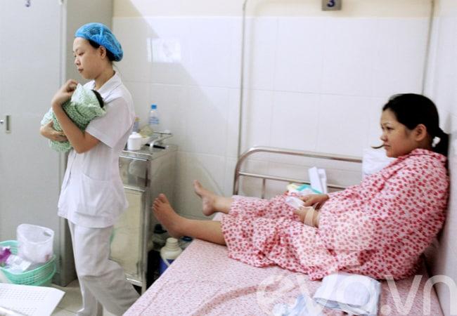 Lý Do Nên Sử Dụng Dịch Vụ Chăm Sóc Bà Đẻ Ở Bệnh Viện