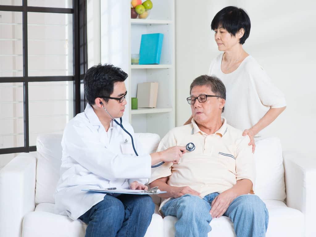 Dịch vụ chăm sóc người bệnh – Chu đáo, ân cần như người nhà