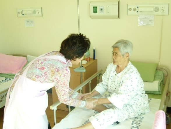chăm sóc người bệnh tại quận 8