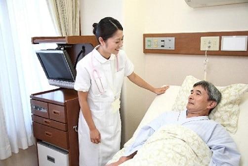Chăm sóc người già bệnh