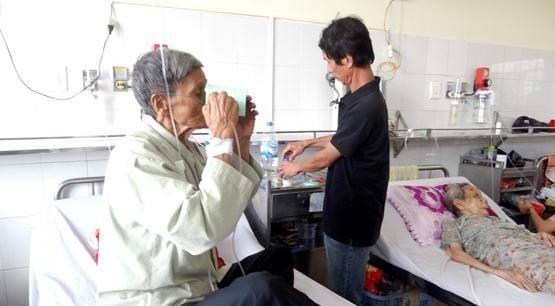 Bảng Giá Dịch Vụ Chăm sóc bệnh nhân tại bệnh viện Tp. Hồ Chí Minh