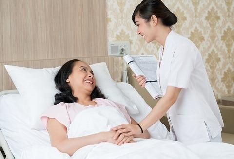 chăm sóc người bệnh sau mổ ruột thừa