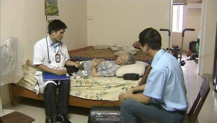 chăm sóc bệnh nhân bị suy tim