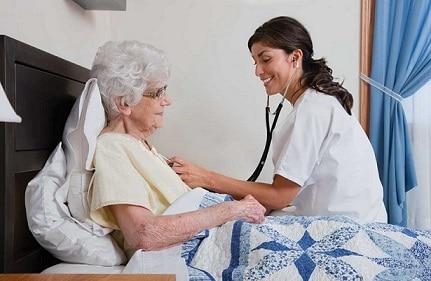 chăm sóc người bệnh