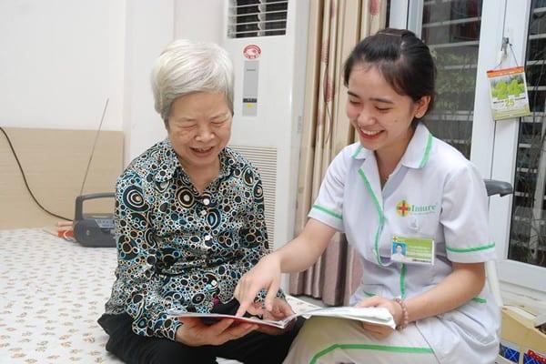 [Chăm sóc người bệnh tại bệnh viện] Đội ngũ điều dưỡng đóng vai trò quan trọng nhất