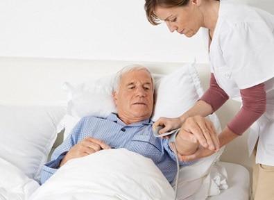 dịch vụ chăm sóc bệnh nhân