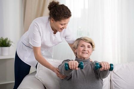 Cung cấp dịch vụ chăm sóc bệnh nhân toàn diện tại nhà tận tâm