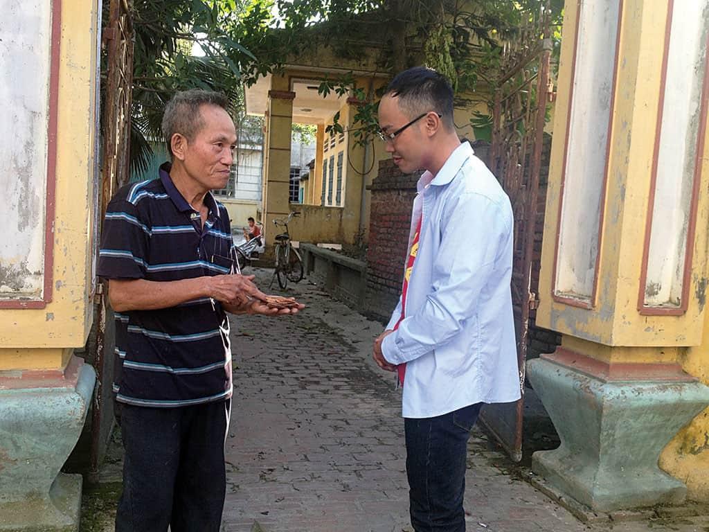 Dịch vụ chăm sóc người bệnh tại nhà 2018
