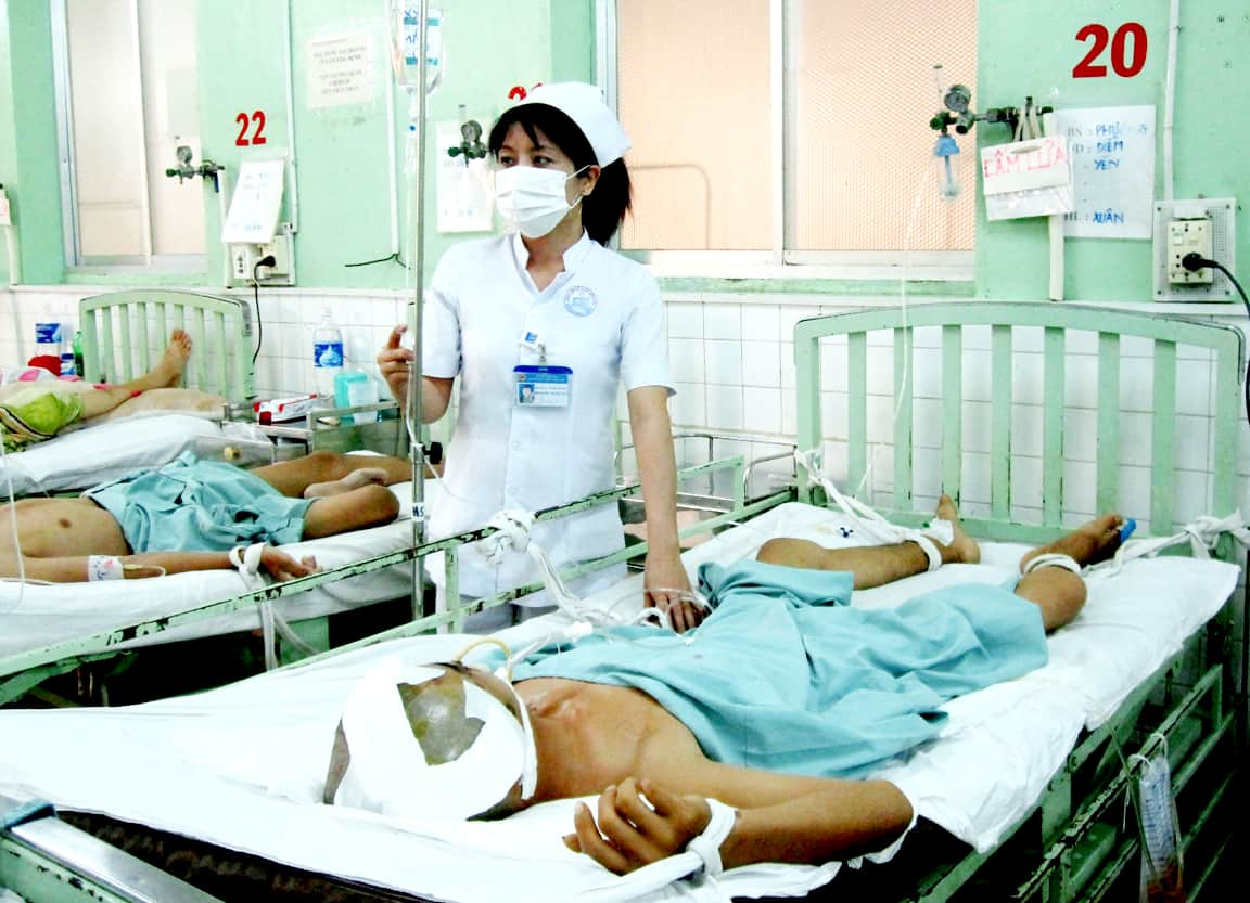 5+ Kế Hoạch Chăm Sóc Người Bệnh Chấn Thương Sọ Não Sau Mỗ