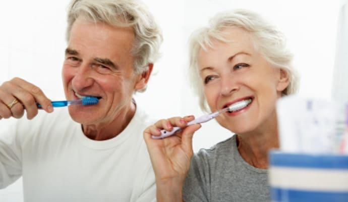 Món ăn cho người già răng yếu