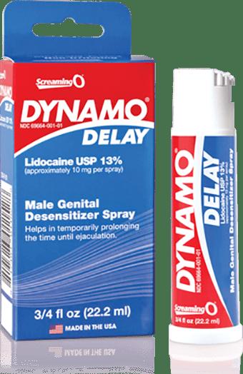 Dynamo Delay – Thuốc Chống Xuât Tinh Sớm Nhập Khẩu Chính Hãng Mỹ Sale OFF 10%