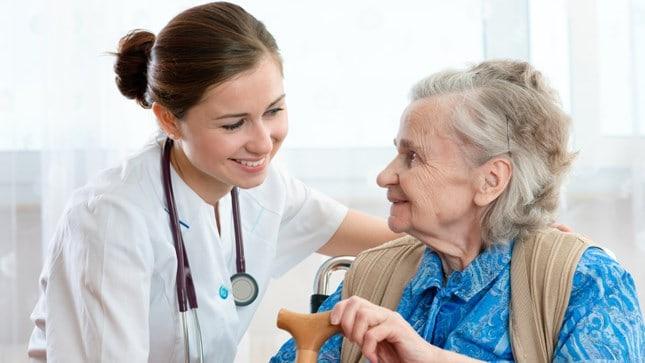 Dịch Vụ Chăm Sóc Người Già Tại TPHCM Của DV Tâm Đức