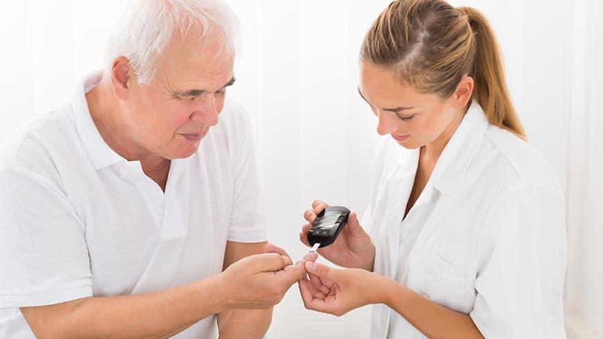 [Chăm Sóc Người Bệnh] Chế Độ Dinh Dưỡng Cho Bệnh Nhân Tiểu Đường