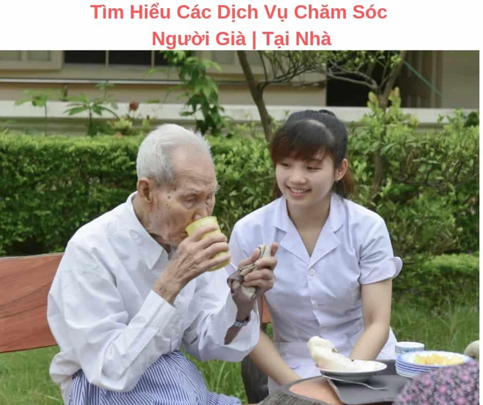 Tìm Hiểu Các Dịch Vụ Chăm Sóc Người Già | Tại Nhà