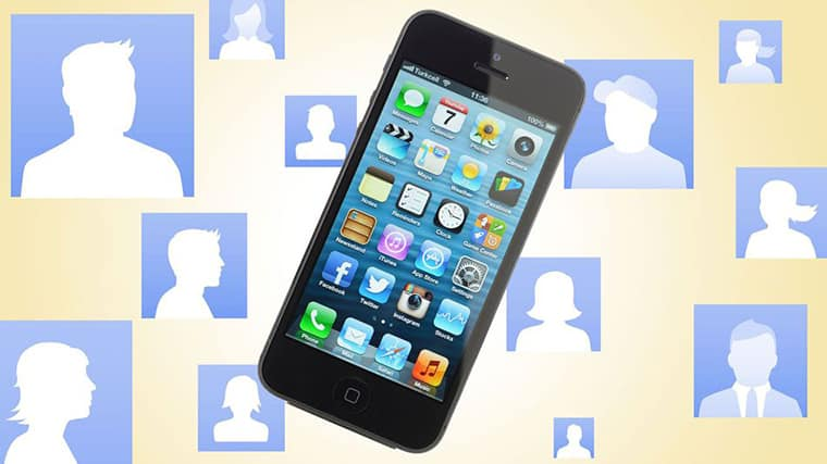 Lưu sẵn các số điện thoại cần thiết trong danh bạ - chăm sóc người bệnh copd