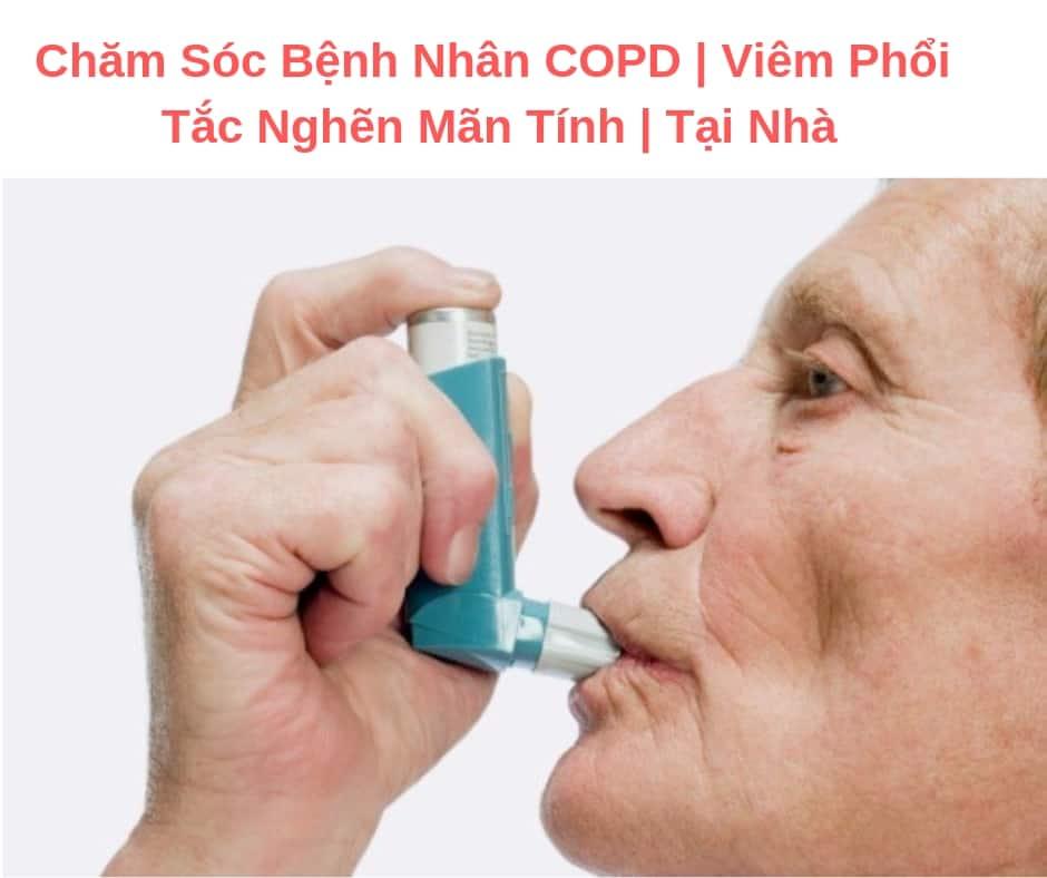 Chăm Sóc Bệnh Nhân COPD