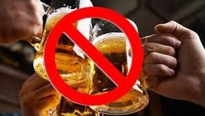chế độ ăn sau mổ u não : nói không với rượu bia