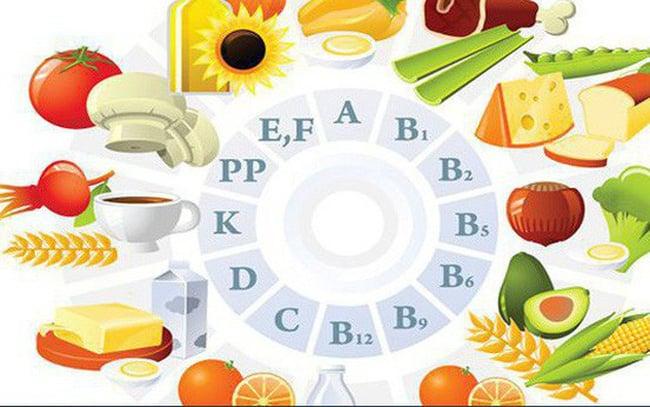 bổ sung vitamin khi chăm sóc người già tại nhà