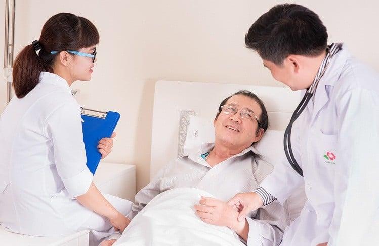 [Dịch vụ chăm sóc bệnh nhân] Hướng dẫn chăm sóc bệnh nhân sau mổ sỏi mật