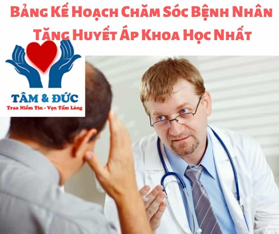 Chăm Sóc Bệnh Nhân Tăng Huyết Áp