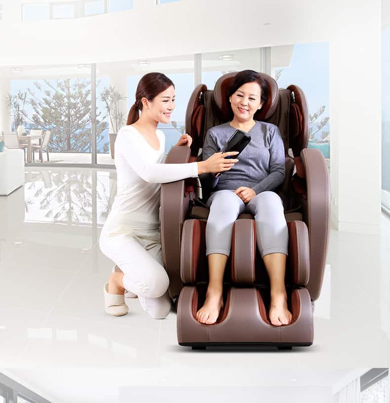 Máy Massage Cho Người Già Chăm Sóc Sức Khỏe
