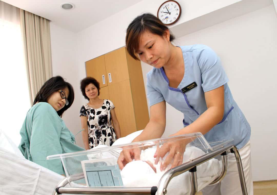 dịch vụ nuôi đẻ tại bệnh viện