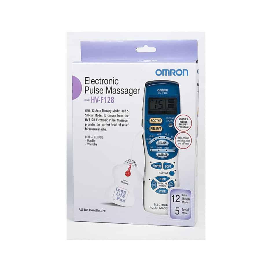 Những Tính Năng Nổi Trội Của Máy Massage Xung Điện Omron