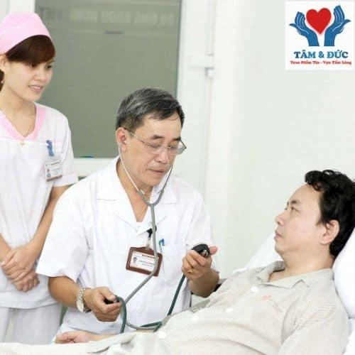Dịch Vụ Chăm Sóc Bệnh Nhân Tại Nhà Tận Tâm Chu Đáo Ở Đâu?
