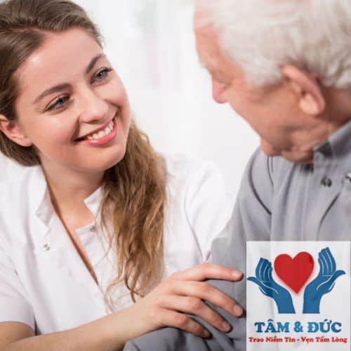 Cách chăm sóc sức khỏe người cao tuổi