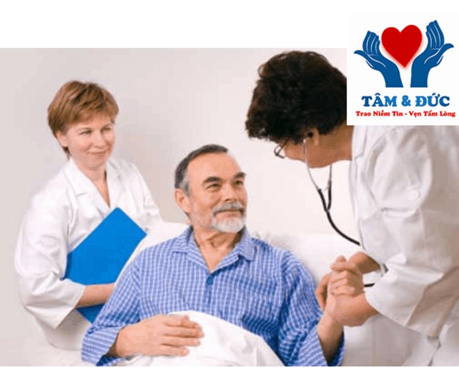Top 9 Công Ty làm dịch vụ chăm sóc bệnh nhân