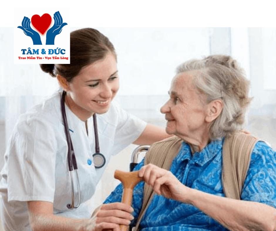 Dịch Vụ Chăm Sóc Người Già Chất Lượng Tốt Nhất TPHCM