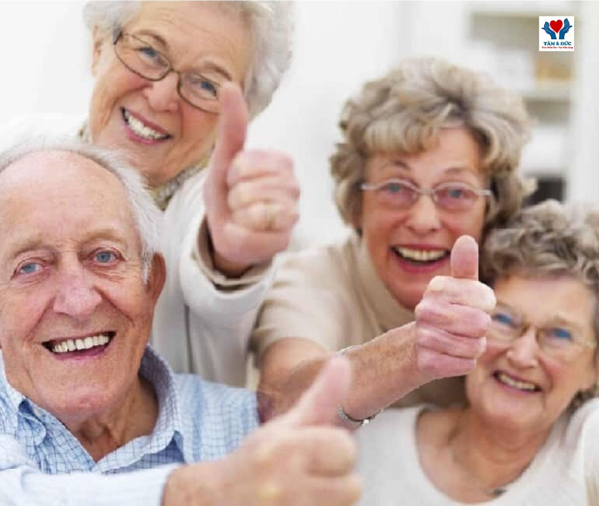 Cách chăm sóc sức khỏe người cao tuổi của người Nhật