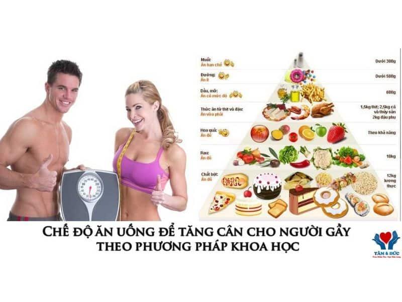 Mách Bạn Ăn Gì Để Tăng Cân Nhanh Chóng An Toàn