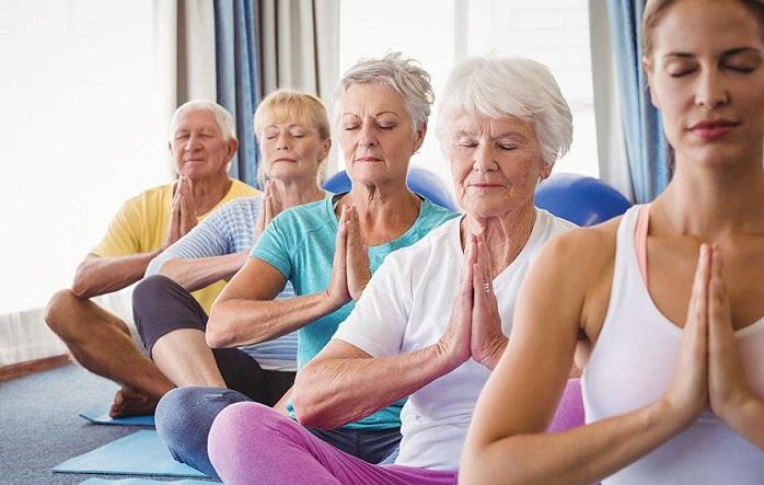 [Chăm sóc người già ] Những Cách Giúp Tăng Đề Kháng Cho Người Cao Tuổi