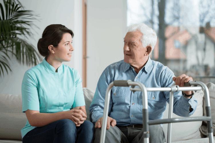 Chăm sóc người già | Điều trị các cơn đau thường gặp ở người già